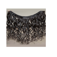 curly virgin Remy hair extensions 26""