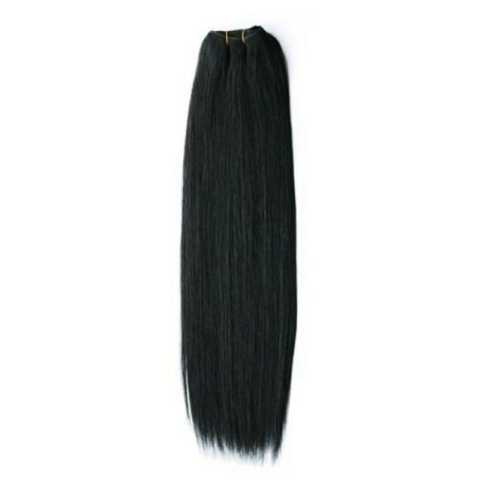 Straight Virgin Remy Hair Extension 26