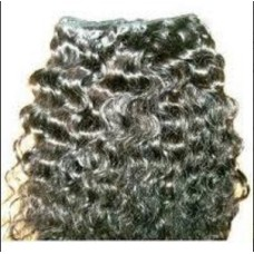 Curly Non remy Hair Extensions 22