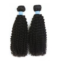 Curly Non remy Hair Extensions 24