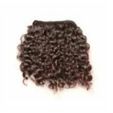 Curly Non remy Hair Extensions 14