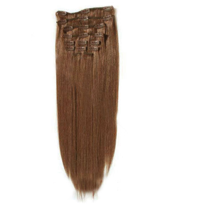 Virgin Remy Hair Extension Clip On30